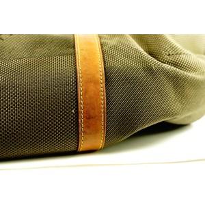 Louis Vuitton Terre Damier Geant Canvas Attaquant Duffle Bag 514LV0