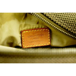 Louis Vuitton Terre Damier Geant Canvas Attaquant Duffle Bag 570lvs311