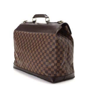 Louis Vuitton Damier Ebene West-End PM with Strap Bandouliere Duffle 860644