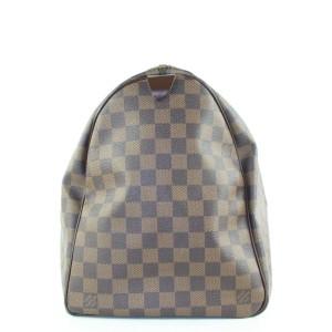 Louis Vuitton Damier Ebene Keepall 50 Duffle bag 366lvs225