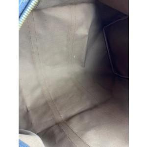 Louis Vuitton Monogram Keepall 60 Boston GM Duffle Bag 5LVL1127