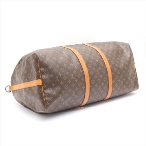Louis Vuitton Monogram Keepall Bandouliere 60 Duffle Bag with Strap GM  862408