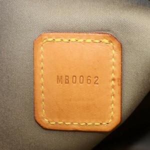 Louis Vuitton Green Damier Geant LV Cup Cube 2way Duffle Bag 863000