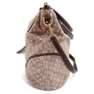 Louis Vuitton Elegie Bordeaux Monogram Idylle Mini Lin with Strap 872877