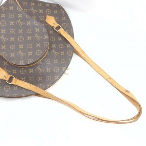 Louis Vuitton Monogram Ellipse GM Shopping Bowler Octagon Shell Bag 862246