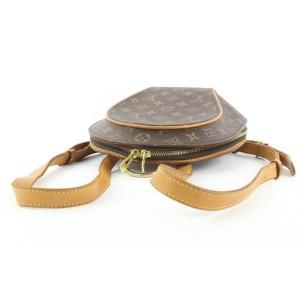 Louis Vuitton Monogram Sac a Dos Ellipse Backpack 655lvs317
