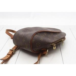 Louis Vuitton Monogram Ellipse Sac a Dos Backpack 862444