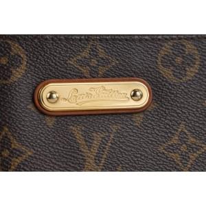 Louis Vuitton Monogram Pochette Eva Sophie 2way Crossbody Bag 302lvs217