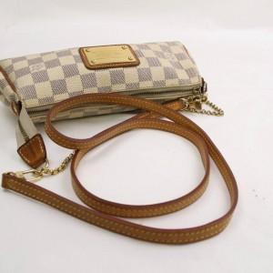 Louis Vuitton Louis Vuitton Damier Azur Eva 2way 868372