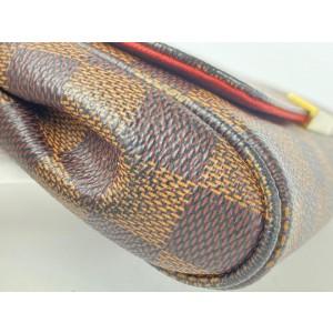 Louis Vuitton Damier Ebene Favorite PM Crossbody Flap 5LVA1116