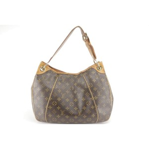 Louis Vuitton Monogram Canvas Galliera PM Hobo 18LK1206