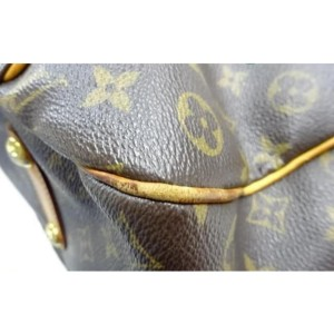 Louis Vuitton Monogram Galliera PM Hobo  861428