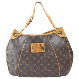 Louis Vuitton Monogram Galliera PM Hobo Bag 865678