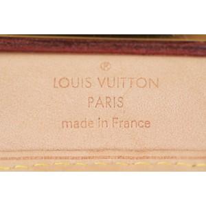 Louis Vuitton Monogram Garment Cover with 3 Hangers Housse Porte-Habits 236lvs211