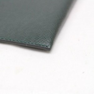 Louis Vuitton Anniversary Limited Porte Documents Green Taiga Leather Folder 872948