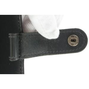 Louis Vuitton Monogram Vernis Mat Small Ring Agenda PM Diary Cover 546lvs310