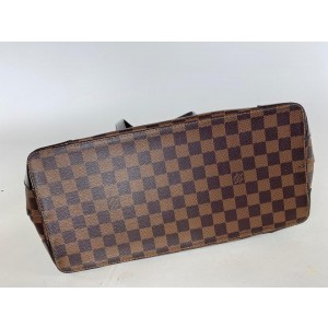 Louis Vuitton Damier Ebene Hampstead Mm Tote 11la528