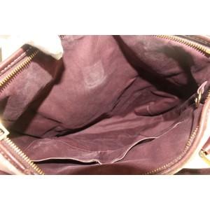 Louis Vuitton Sepia Monogram Mini Lin Idylle Elegie 2way Hobo Bag 648lvs317