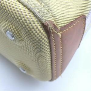 Louis Vuitton Green Damier Geant Volunteer Drawstring Hobo Bag 862274