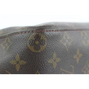 Louis Vuitton Monogram Looping GM Zip Hobo Bag 355lvs224
