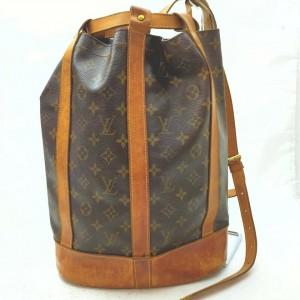 Louis Vuitton Monogram Randonnee PM Hobo  862101