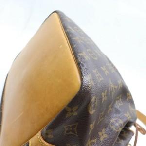 Louis Vuitton Monogram Petite Noe Drawsting Bucket Hobo Bag 862255