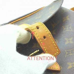 Louis Vuitton Monogram Jeune Fille GM Crossbody  861435