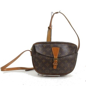 Louis Vuitton Monogram Jeune Fille Cross Body 871418