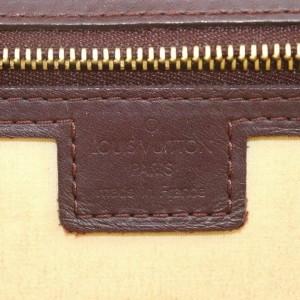Louis Vuitton Monogram Mini Lin Josephine GM Boston Speedy 35 860701