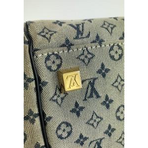 Louis Vuitton Monogram Mini Lin Josephine GM Boston Speedy 861819