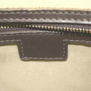 Louis Vuitton Khaki Olive Monogram Mini Lin Josephine Speedy Boston 860275