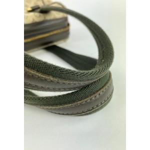 Louis Vuitton Khaki Olive Monogram Mini Lin Josephine Pm Boston Speedy 861928