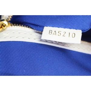 Louis Vuitton LVxNBA Monogram Basketball NBA Keepall Bandouliere 55 Duffle 58lvs126