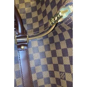 Louis Vuitton Damier Ebene Keepall 50 Duffle  861115
