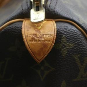 Louis Vuitton Monogram Keepall 45 Boston Duffle PM  861603