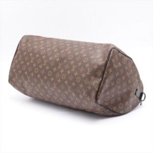 Louis Vuitton Virgil Abloh Monogram Chain Keepall Bandouliere 50 Duffle 2lm32lv