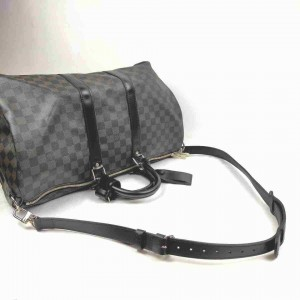 Louis Vuitton Damier Graphite Bandouliere Keepall 45 with Strap 860999W