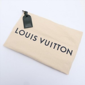 Louis Vuitton Green Taiga Leather Pegase 45 Rolling Luggage Trolley Carry-On 862046