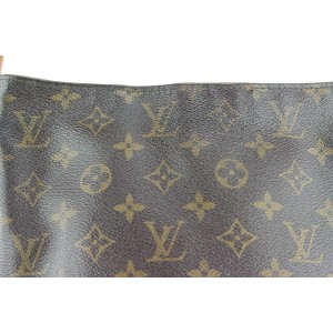 Louis Vuitton Monogram Looping GM Zip Hobo Bag 549lvs310