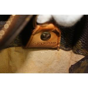 Louis Vuitton Monogram Luco Zip Tote bag