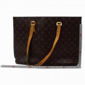 Louis Vuitton Monogram Luco Zip Tote 860594