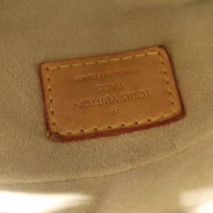 Louis Vuitton Manhattan PM Monogram Bowler 872487