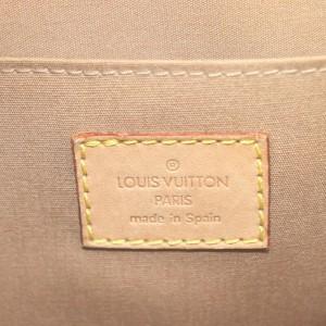 Louis Vuitton Florentine Monogram Vernis Beige Maple Drive Bag 862527