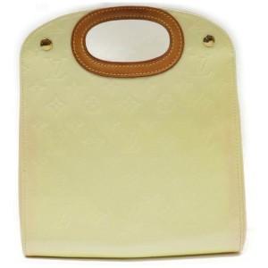 Louis Vuitton Maple Drive Monogram Vernis Perle 872563