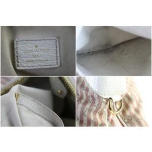Louis Vuitton Marina Monogram Hobo Mini Lin Croisette GM 225rl010