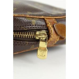 Louis Vuitton Monogram Pochette Marly Bandouliere Crossbody Bag 862456