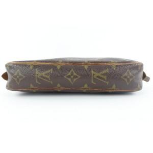 Louis Vuitton Monogram Pochette Marly Bandouliere Crossbody Bag 550lvs310