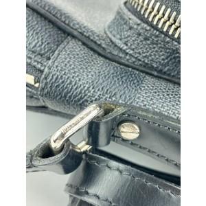 Louis Vuitton Damier Graphite Rem Crossbody Messenger Amazon Bag  861346
