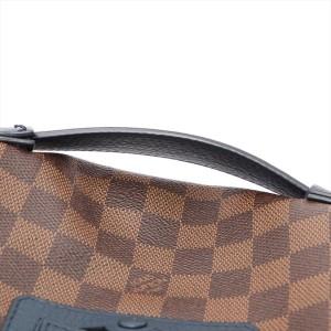 Louis Vuitton Buzzus Navy Damier Ebene Besace Messenger 861239