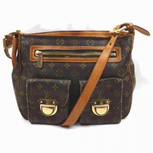 Louis Vuitton Monogram Hudson GM Manhattan Messenger 860467